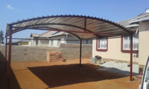 Carports Samrand Business Park